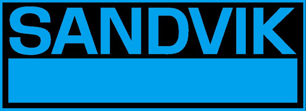 SANDVIK Sponsor Logo